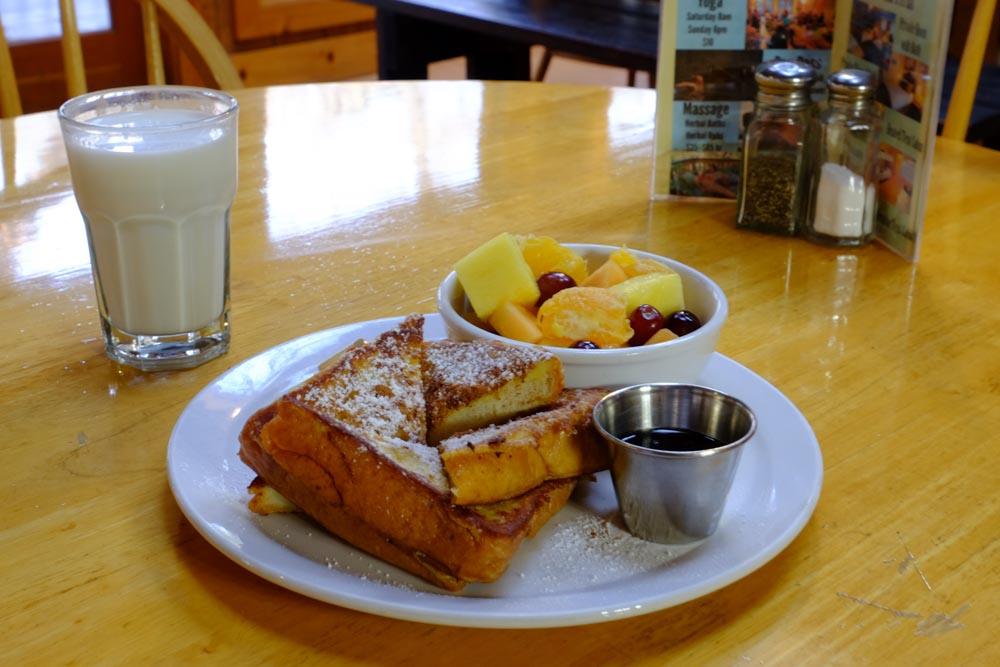 June Bug Cafe French Toast