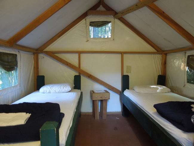 Yosemite Bug Rustic Mountain Resort Cabins Restaurant Health & yosemite tent cabin | Dago Update